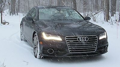 2014 Audi A7 3.0T Prestige Original Owner - Excellent Condition and Many Options