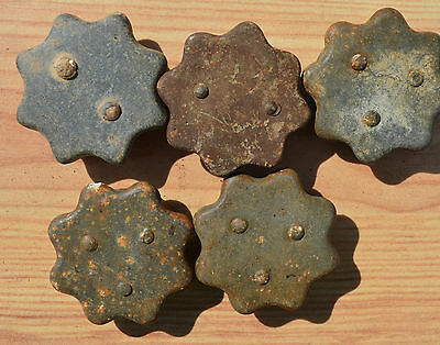WW2 German Imperial  Plugs from M29 Grnd