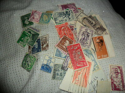Ireland. Eire Collection. Mainly mounted used.