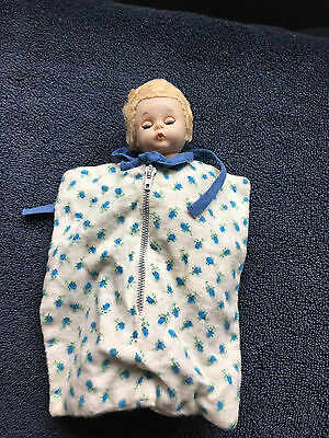 Vintage Madame Alexander Baby Genius Doll from the 1950's