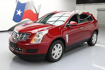 2014 Cadillac SRX Luxury Sport Utility 4-Door 2014 CADILLAC SRX LUXURY PANO SUNROOF NAV REAR CAM 32K #540933 Texas Direct Auto