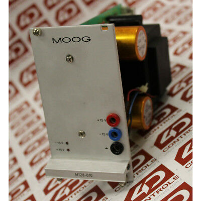 MOOG M128-010-A001 PSU - Used