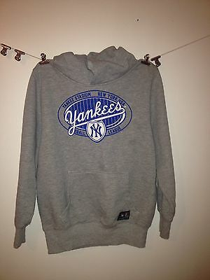 New York Yankees Hoodie Children's 10/12 Years Majestic athletic