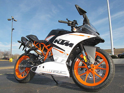 Ktm Rc 390 Abs Rc 390 Abs 2015 Ktm Rc 390 Abs Race Competition 390 Rc390 Gpr Exhaust Reverse Cut 16,466 Mi