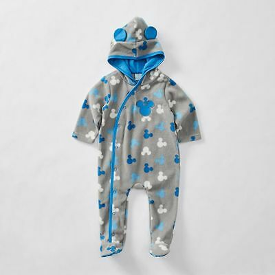 NEW Disney Baby Mickey Mouse Coverall