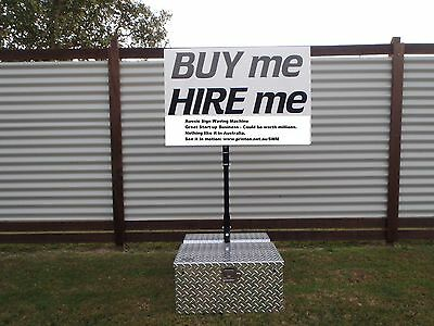 Business Start up - Sign Waving Machine