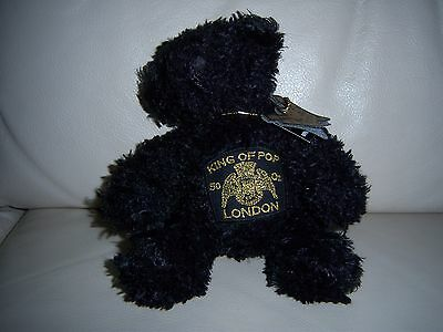 Michael Jackson This Is It London Bear 2009 with tags