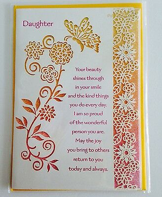 Papyrus Happy Birthday Daughter Greeting Cards