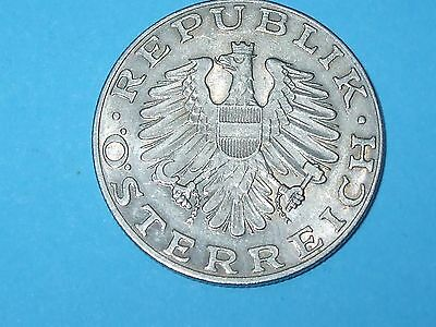 1974 10 Schilling Austria - Collectable World Coin