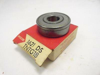"150868 New In Box, Nice 1621DS TNTG18 Bearing, 1/2"" Bore 1-3/8"" OD, 7/16"" W"
