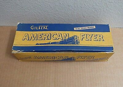 1947 Gilbert American Flyer S Gauge Track Still New W/Box - 12 Pcs #702 Curve