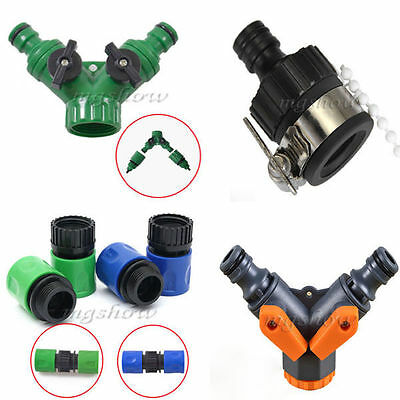 Accessories Garden Water Hose Pipe Tubing Fittings Coupler Plumbing Connector