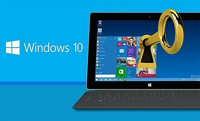 WINDOWS 10 PRO 32 / 64BIT DOWNLOAD WITH LICENSE & Nero 2017 WITH KEY