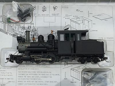 Spectrum 25479 DCC 2-4-4 Forney, Undecorated, Steam Locomotive Engine,On30 Scale