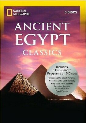 National Geographic: Ancient Egypt - Classics [New DVD] Manufactured On Demand
