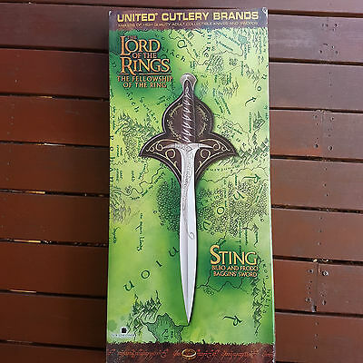 United Cutlery Rare Lord of the Rings Sting sword