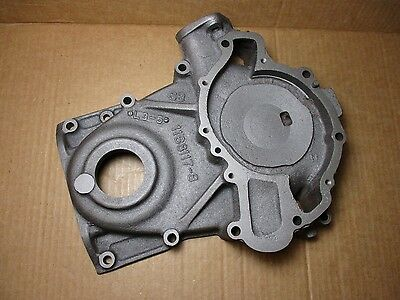 Buick 1956 322 Nailhead Timing Chain Cover