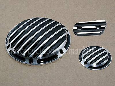 Derby & Timing Timer Chain Inspection Cover For Harley Sportster XL 883/1200 48