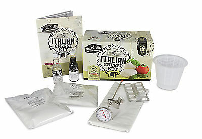 Mad Millie Italian Cheese Making Kit