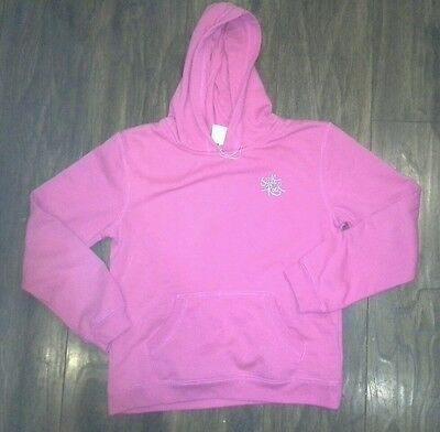 Girls Saltrock Pink Hoodie Age 13 Years new no tags