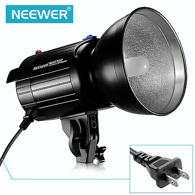 Neewer 300W 5600K Bowens Mount Flash Strobe Light Monolight