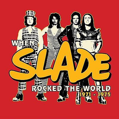 Slade - When Slade Rocked The World 1971-1975 (Box Set) 11 Vinyl Lp + Cd New