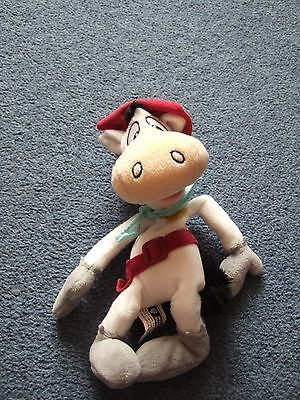 Warner Brothers Studios Quickdraw Magraw 9 Inch Bean Plush