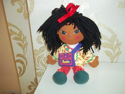rosie and jim doll
