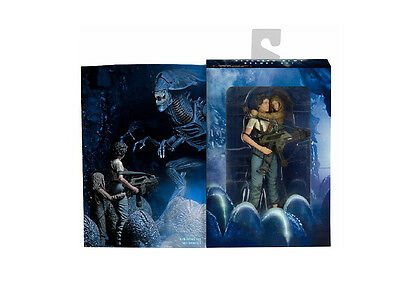 Ripley and Newt Poseable Figure Set from Aliens 51608