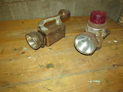 vintage pifco lamp torch