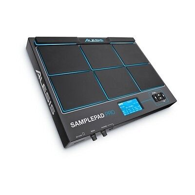 Alesis SamplePad Pro MIDI Electronic Percussion Drum Pad with Sound Storage
