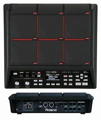 Roland SPD-SX Sampling Percussion Drum Pad NEW EXPRESS DELIVERY