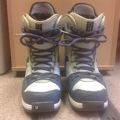 Snowboard Boots - Women's Size UK 4.5