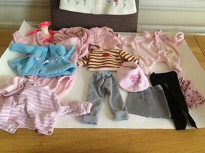 Assortment of Baby Dolls Clothes