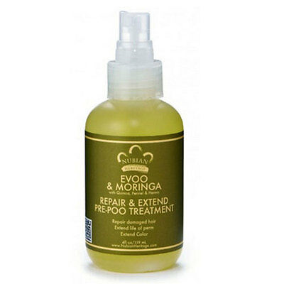 Extra Virgin Olive Oil and Moringa Pre-Poo Treatment 4