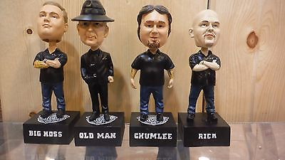 All Four Talking Pawn Stars - The Old Man, Rick, Big Hoss And Chumlee