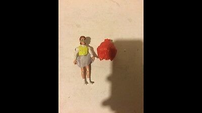 Real Ghostbusters Action Figure Janine Melnitz Screaming Heroes 1988 Ghost