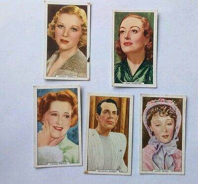 Gallaher cigarette cards - my favourite part