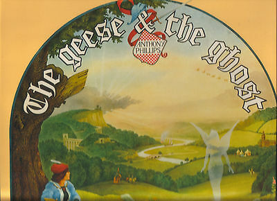 Anthony Phillips - The Geese And The Ghost ( LP - SEALED )