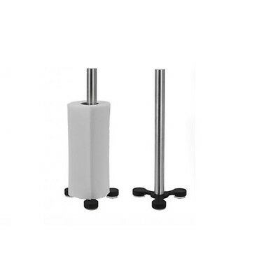 Stainless Steel Paper Towel Holder Stand