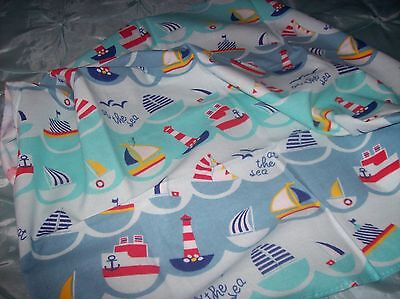 Handmade Baby Sheet Approx 80Cms By 65Cms For Pram, Crib Or Moses Basket