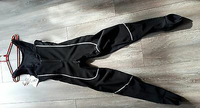 CYCLING TIGHTS Mens Winter Thermal Cycle compression L/XL no padding from Biemme