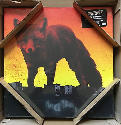 THE PRODIGY The Day Is My Enemy Limited Edition 3xLP BOX SET