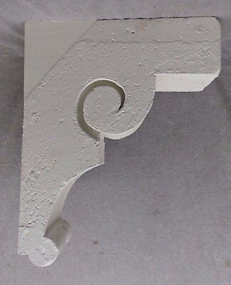 Individual Antique Corbel Bracket Gingerbread Shabby Cottage Vtg Chic 151-17R