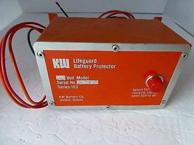 Kw Lifeguard Battery Protector Model 36 Series 103
