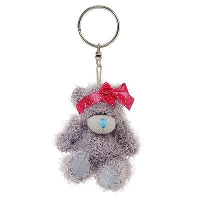 """Me to You - 3"""" With Pink Bow Plush Keyring - Tatty Teddy Bear"""