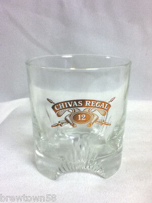 Chivas Regal gold logo liquor spirits mixed drink glass glasses 1 glassware KY8