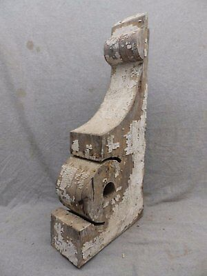 Individual Antique Corbel Bracket Gingerbread Shabby Cottage Vtg Chic 159-17R