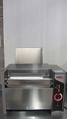 APW WAYOTT M-95-2CD VERTICAL CONVEYOR BUN GRILL TOASTER BUTTER WHEEL tx16030035