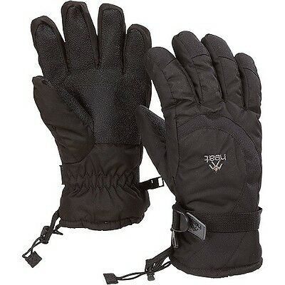 Gordini Mens Polar Ii Waterproof Insulated Mitts 4M2198-BLK-XL